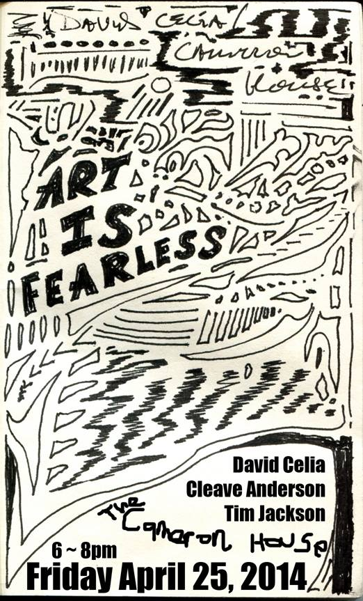 Art is Fearless